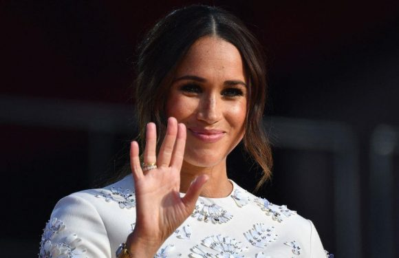 Meghan Markle adds sparkling diamond ring to her wedding stack – did you spot it?