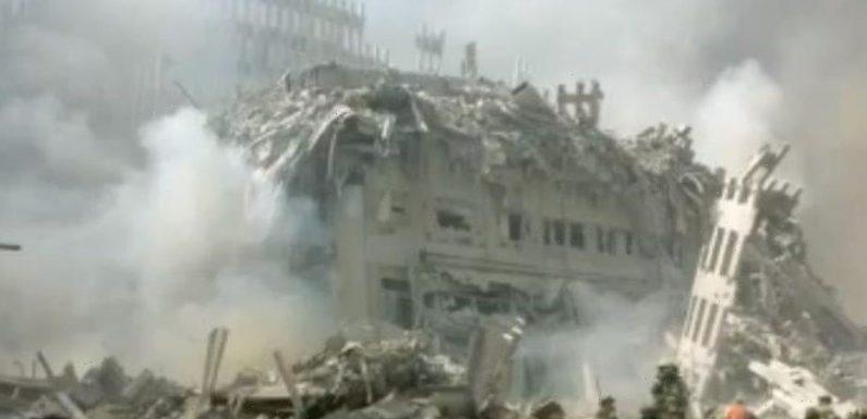 NASA satellite image shows impact of 9/11 attacks