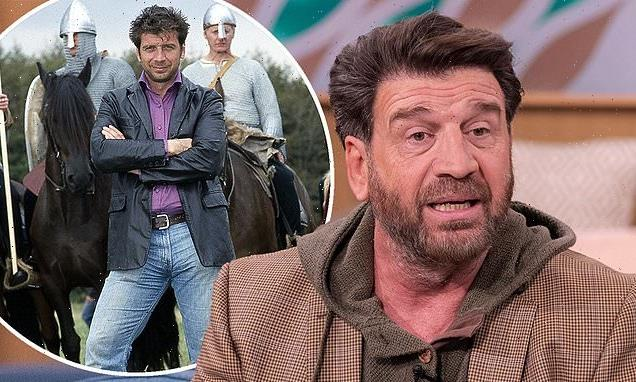 Nick Knowles hits out at BBC for removing his show from iPlayer