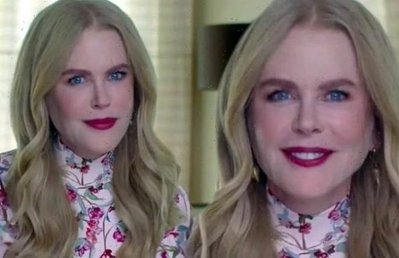 Nicole Kidman reveals she was a 'goner' when Keith Urban proposed