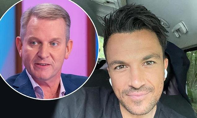 Peter Andre hits out at ITV for making 'scapegoat' of Jeremy Kyle