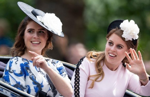 Princess Eugenie shares her joy and is 'so proud' of sister Beatrice as she welcomes baby girl
