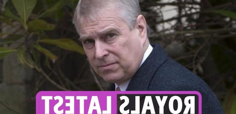 Royal Family news latest: Prince Andrew told to 'stop wasting time' by judge as Queen's closest friend dies aged 91