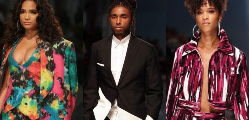 Runway Recap: Grayscale Makes Epic NYFW Debut At ESSENCE Fashion House