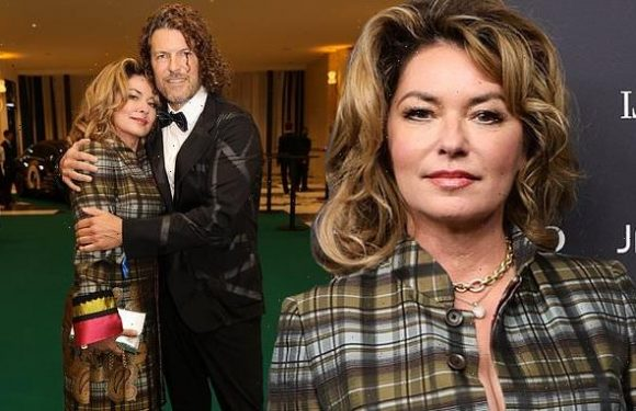 Shania Twain, 56, embraces Swiss husband Frédéric Thiébaud