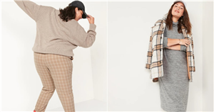 Show Yourself Some Love With 32 Old Navy New Arrivals in Stock Up to Size 30