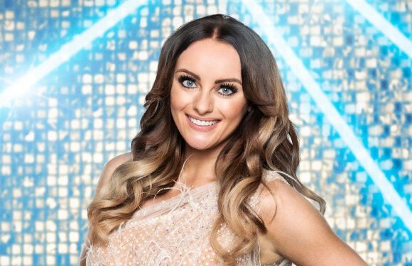 Strictly's Katie McGlynn 'scrambling for time' amid busy Hollyoaks schedule