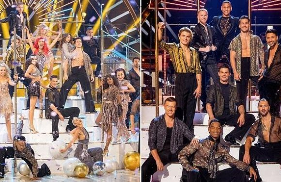 Strictly's 'unvaccinated pros would rather QUIT the show than get jab'