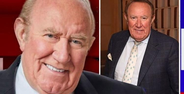 Why has Andrew Neil left GB News?