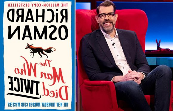 Win a copy of The Man Who Died Twice by Richard Osman in this week's Fabulous book competition