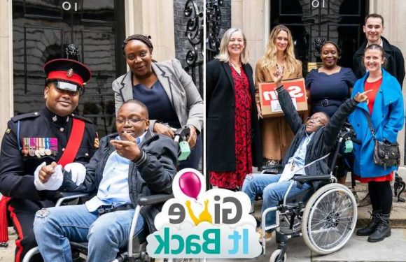 6,000 Sun Readers support our Give It Back campaign to reinstate vital funding for disabled kids
