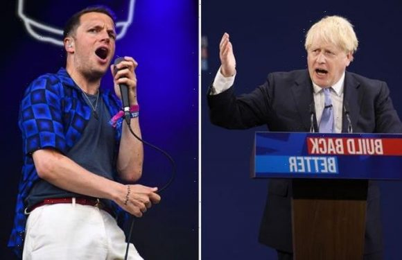 Boris Johnson slammed by Indie band for using their song 'Blue Bunch Of Corrupt W****rs'