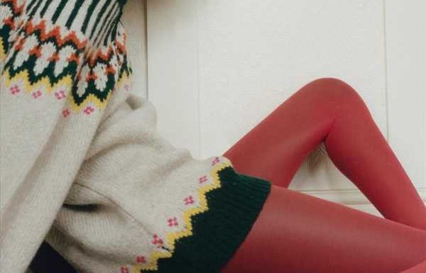 Cozy, Colorful Knits to Wear This Fall