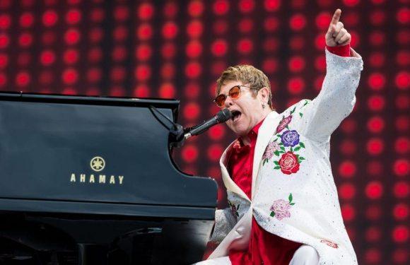 Elton John Brings Metallica's James Hetfield to Tears