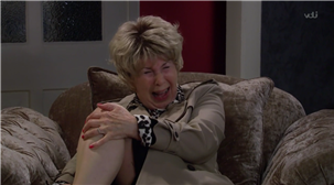 Emmerdale viewers in stitches at Diane Sugden's 'Oscar-worthy' ankle injury scene – but can you spot why?