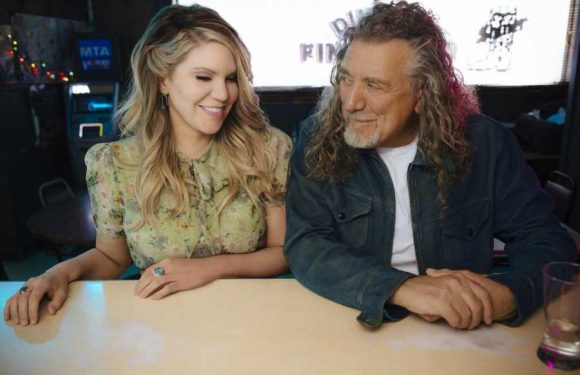 Hear Robert Plant and Alison Krauss' New Original Track 'High and Lonesome'