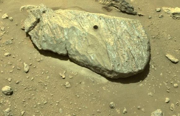 Images of dry Mars suggest evidence of a wet and 'very different past'