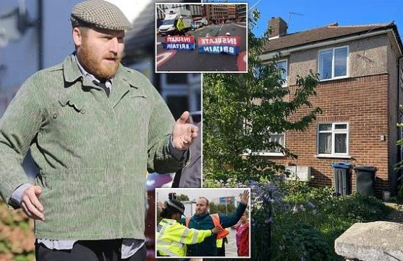 Insulate Britain ringleader admits he 'doesn't care' about insualtion