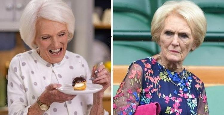 Mary Berry and Claudia Winkleman's BBC show 'set to be axed': 'Put out to pasture'