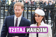 Meghan Markle latest news – Prince Harry & Duchess will MISS Princess Diana statue party as Duke to skip Remembrance Day