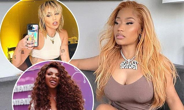 Nicki Minaj branded 'hypocrite' by fans over Jesy  'blackfishing' row