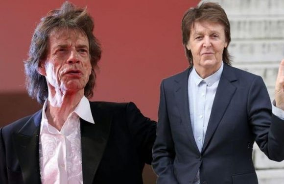 Paul McCartney lashes out at 'cover band' Rolling Stones – 'Not sure I should say it'