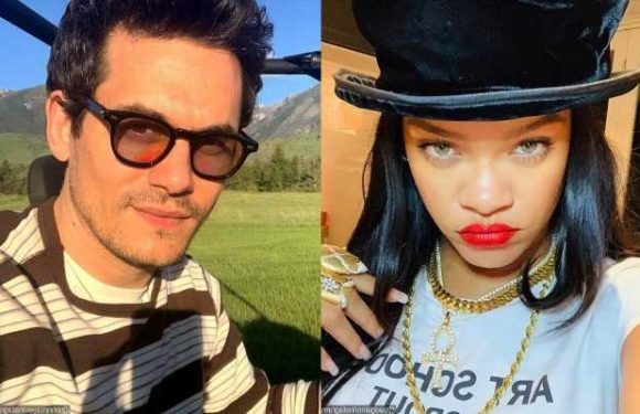 Rihanna and John Mayer Spark Collaboration Rumors After Spotted on Dinner Together