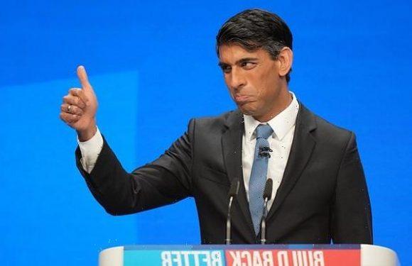 Rishi Sunak 'planning to recycle IMF cash into UK aid budget'