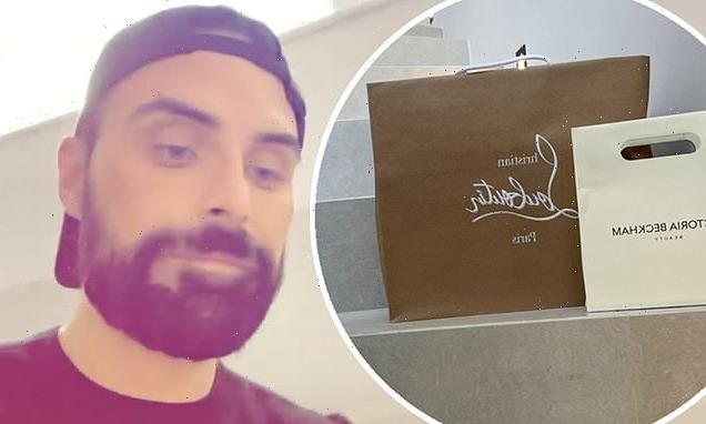 Rylan Clark-Neal reveals he got a parking ticket while out shopping
