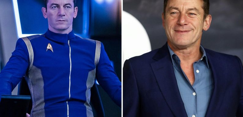 Star Trek actor left like 'vacuumed sausage' after horror wardrobe malfunction 'yanked testicles to his throat'