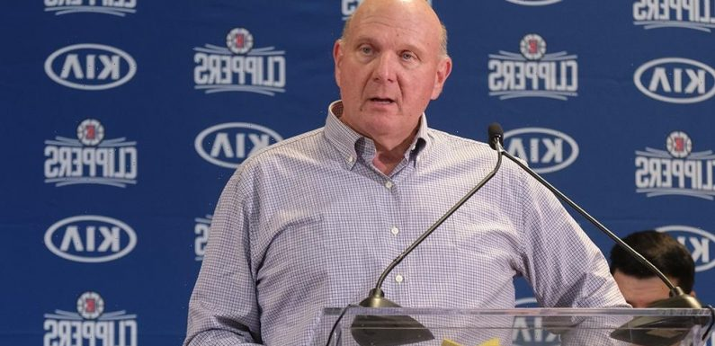 Steve Ballmer Builds a 'Basketball Mecca' as NBA Looks to Future for TV Rights