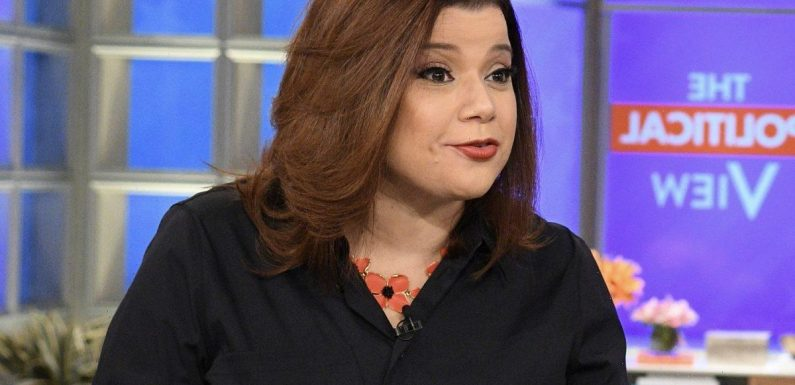 'The View' Co-Host Ana Navarro Thirsting Over Daniel Craig Is Everything and Fans Agree