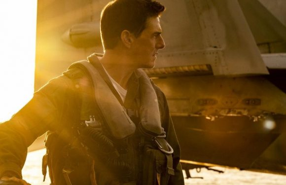 """Tom Cruise Makes Surprise Appearance At Paramount's CineEurope Presentation; Tells Exhibitors, """"We're Out Here For You And We're Never Going To Stop"""""""