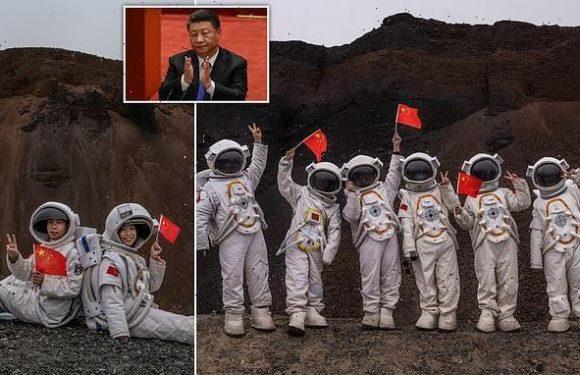 Xi Jinping warns Taiwanese reunification 'must happen' on National Day