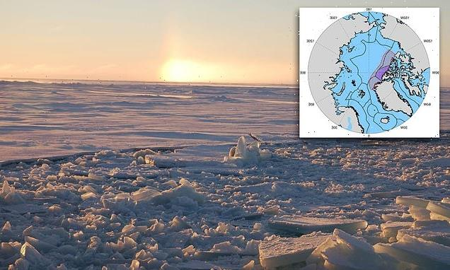 summer sea ice in the Arctic may not last the century